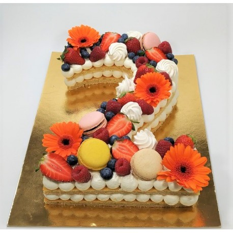 """Číslicový dort """" 2 """""""