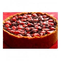 jahodovy-cheesecake-s-cokoladou