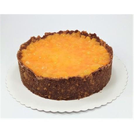 Meruňkový cheesecake