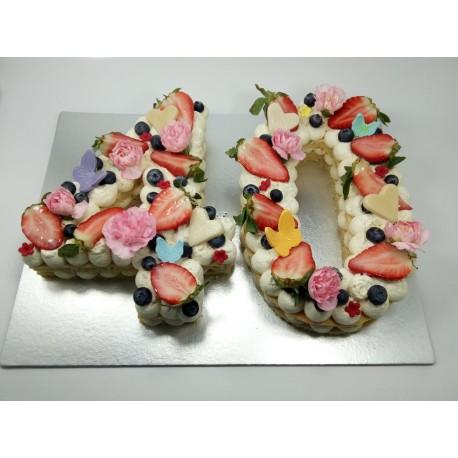 Číslicový dort