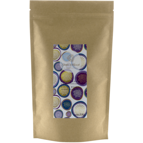 Kávová zrna volná – v hořké čokoládě 1 kg