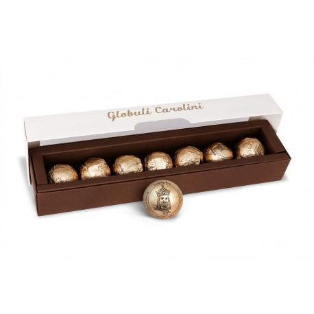 Globuli Carolini – Karlovy koule krabička 7 ks (154 g)
